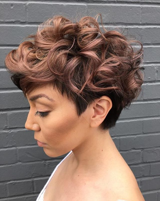 50 Most Delightful Short Wavy Hairstyles Page 10 Foliver Blog