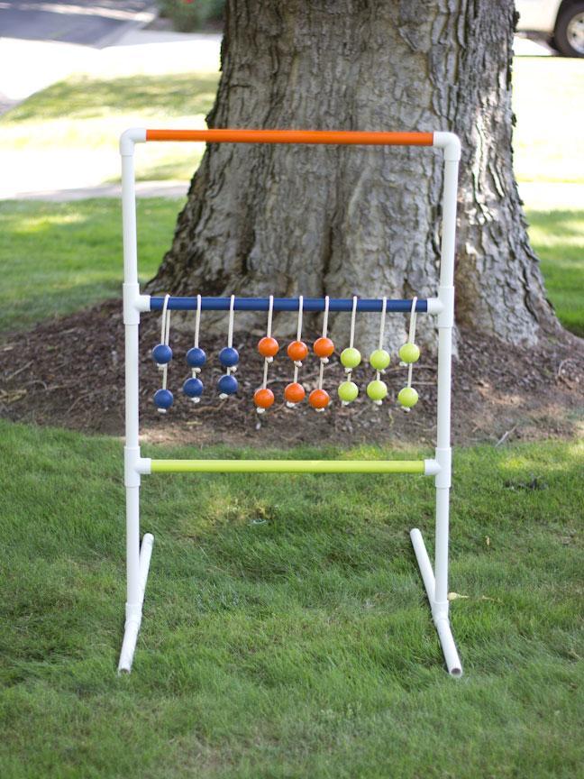 35 DIY Ladder Golf