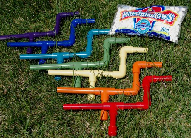 43 Marshmallow Shooters