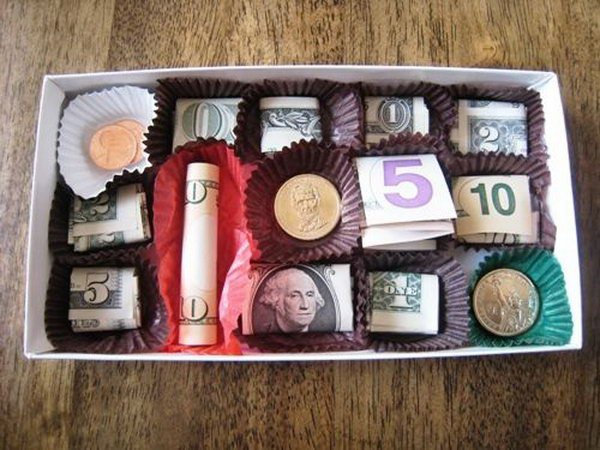 11 Money in a Chocolate Box