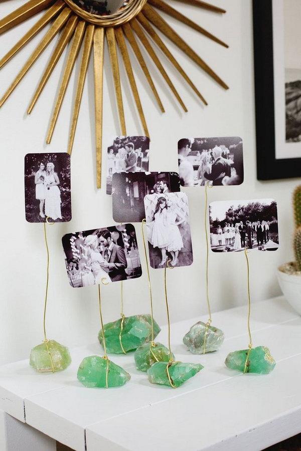 19 Mineral Photo Display