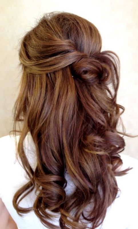 22 curly prom hairstyles pinterest