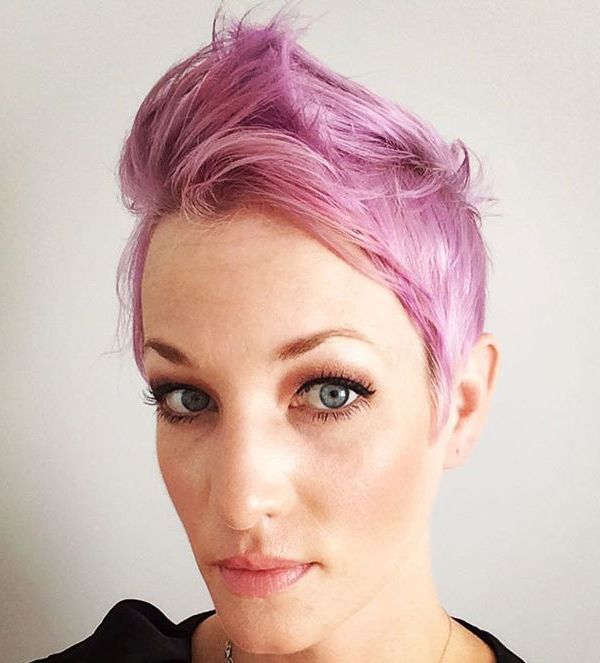 35 Short Punk Hairstyles To Rock Your Fantasy Page 23 Foliver Blog