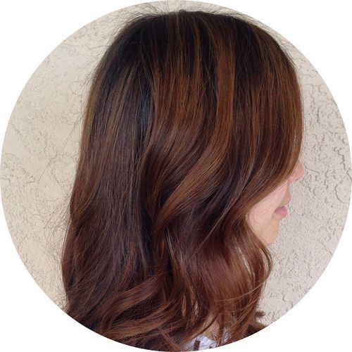 58 of the Most Stunning Highlights For Brown Hair