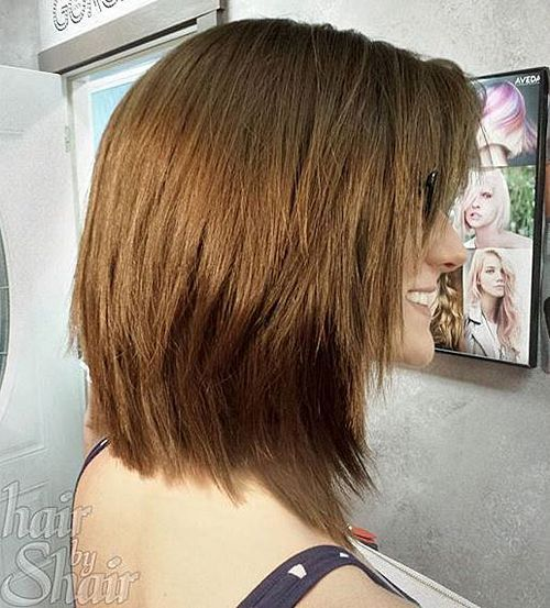 3 chopped medium haircut