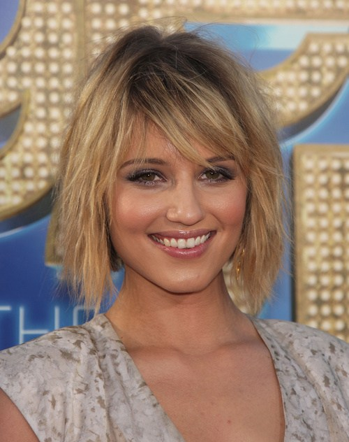 31 edgy bob hairstyle with wispy texture