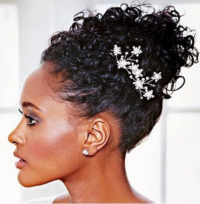 43 Braided Updo Hairstyles for Black Women