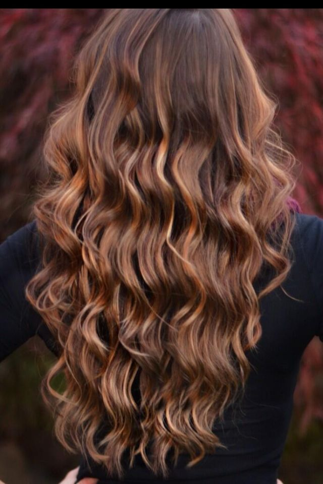 50 Looks With Caramel Highlights On Brown And Dark Brown Hair Page