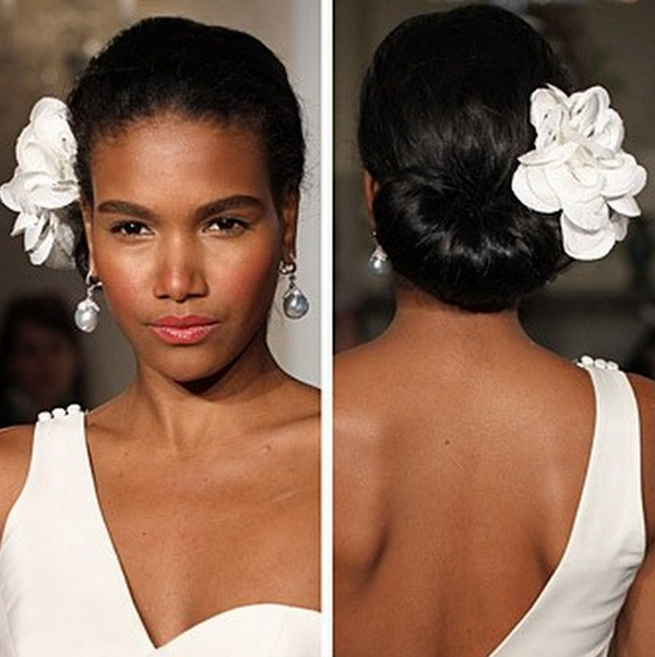 50 Bridal Hairstyles for Black Women