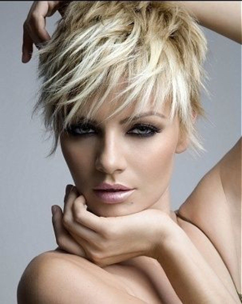 50 Overwhelming Ideas For Short Choppy Haircuts Page 50 Foliver Blog