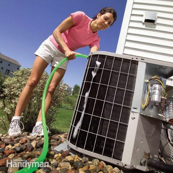 11 How to Clean Your Air Conditioner Condenser Unit