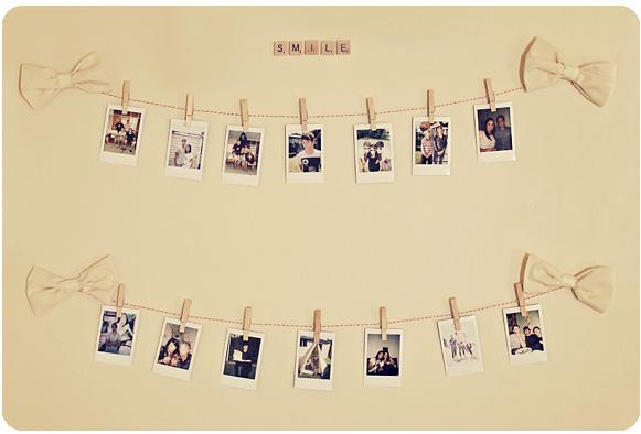 43 Sweet Photo Display