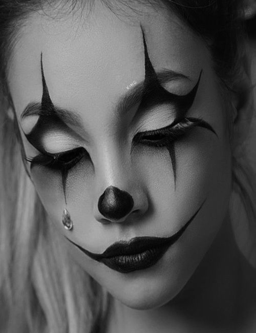 1 Easy Pretty Halloween Makeup Ideas For Women