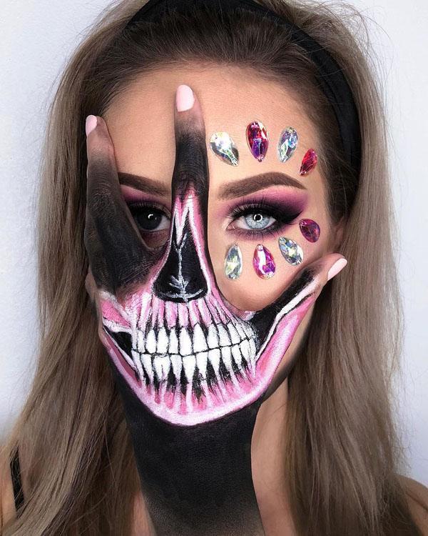 1 Halloween Makeup Ideas For Women
