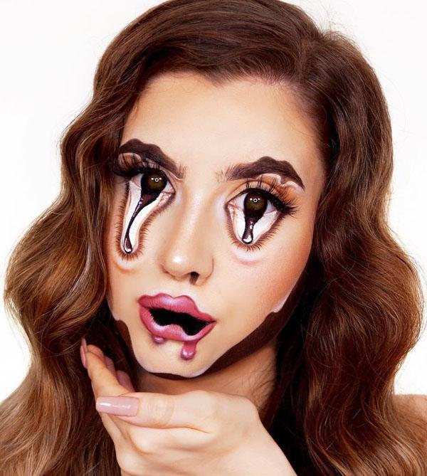 10 Halloween Makeup Ideas For Women
