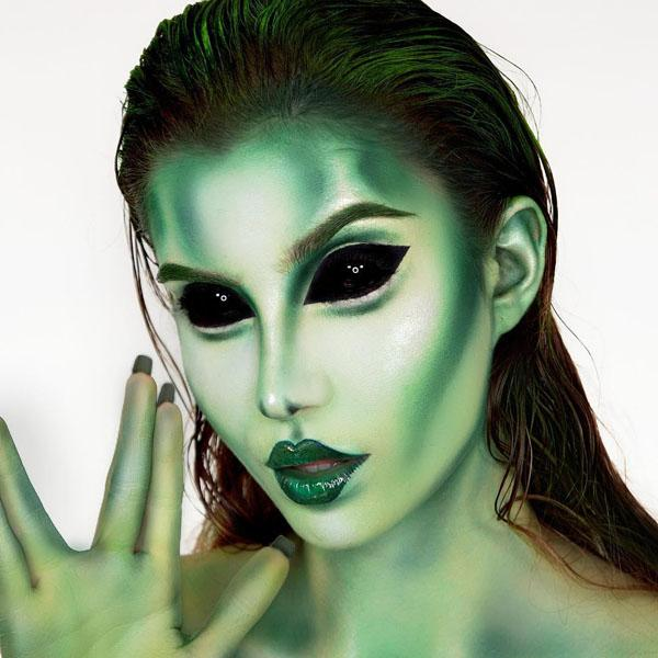 11 Halloween Makeup Ideas For Women