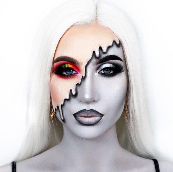 12 Halloween Makeup Ideas For Women