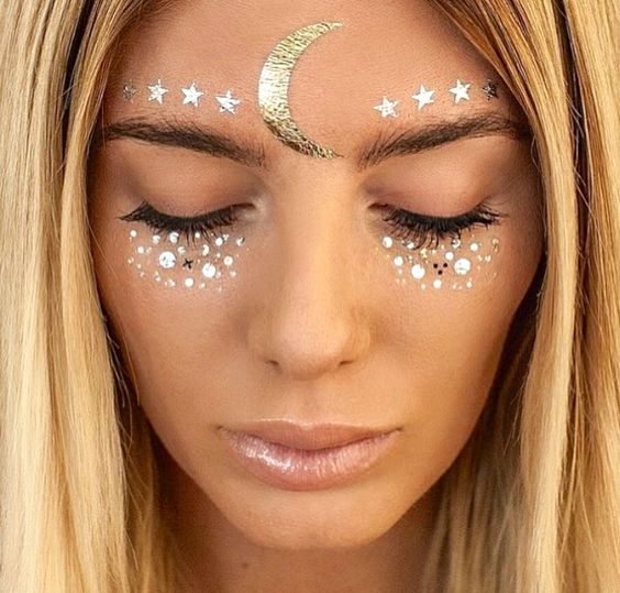 18 Easy Pretty Halloween Makeup Ideas For Women
