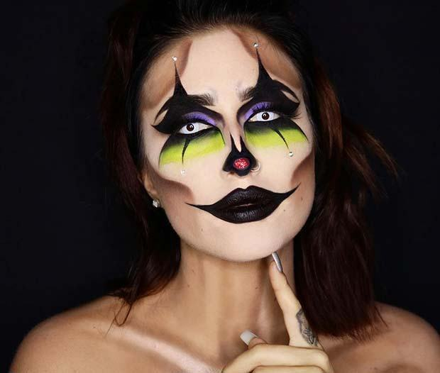 19 Halloween Makeup Ideas For Women