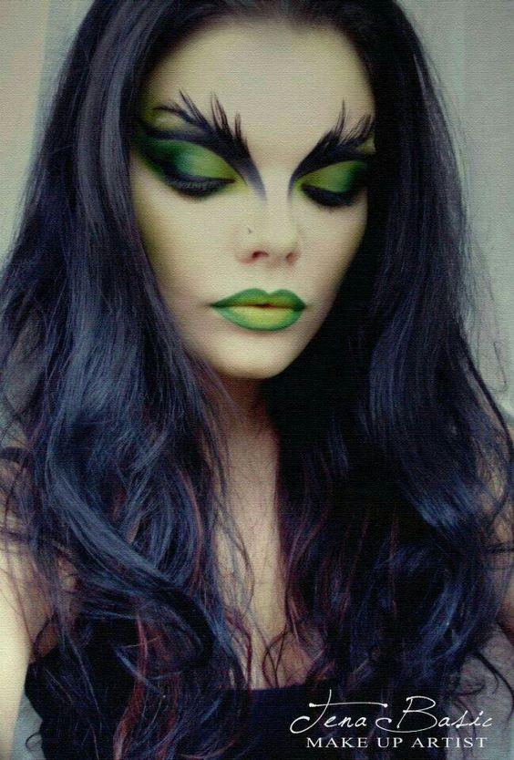 2 Easy Pretty Halloween Makeup Ideas For Women