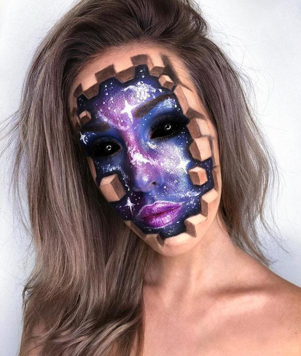2 Halloween Makeup Ideas For Women