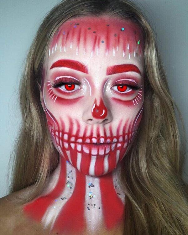22 Halloween Makeup Ideas For Women