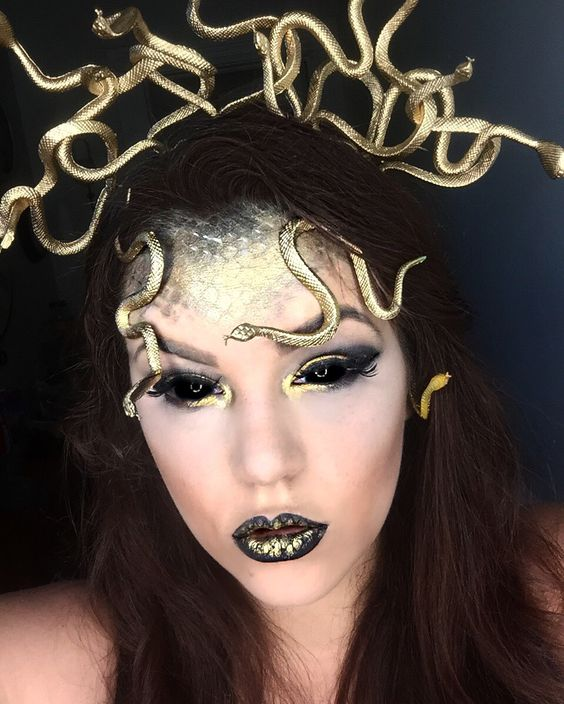 24 Easy Pretty Halloween Makeup Ideas For Women
