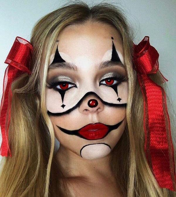 26 Halloween Makeup Ideas For Women