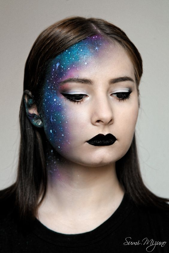 27 Easy Pretty Halloween Makeup Ideas For Women