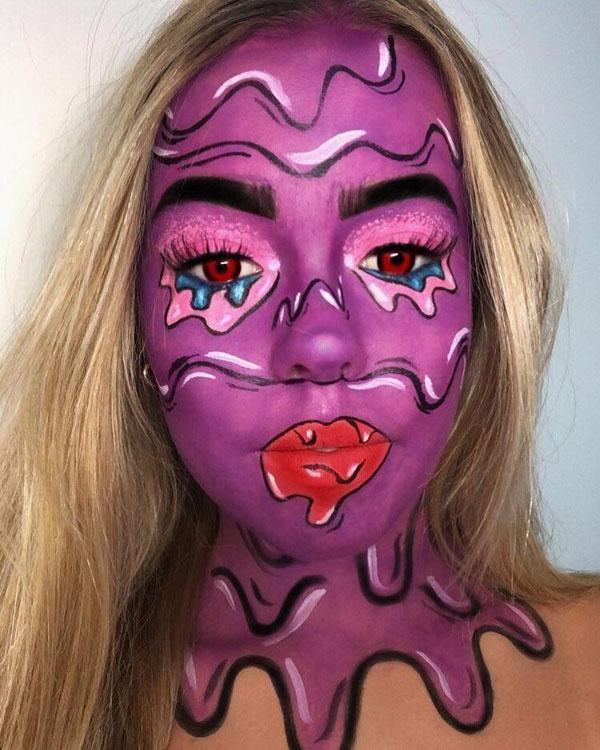 27 Halloween Makeup Ideas For Women