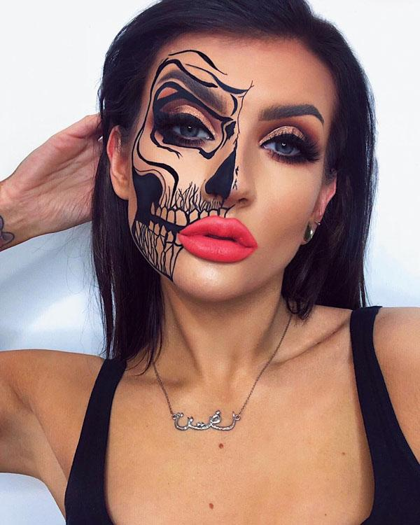 28 Halloween Makeup Ideas For Women