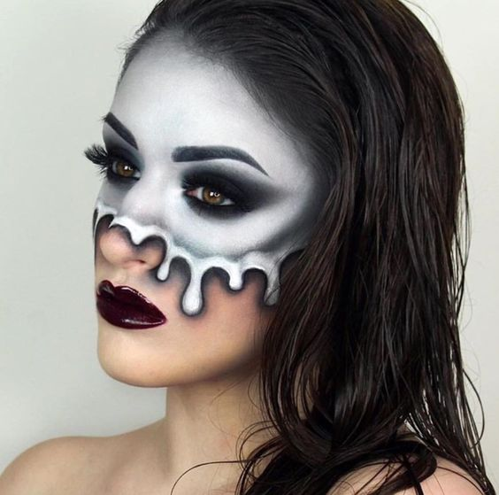 31 Easy Pretty Halloween Makeup Ideas For Women