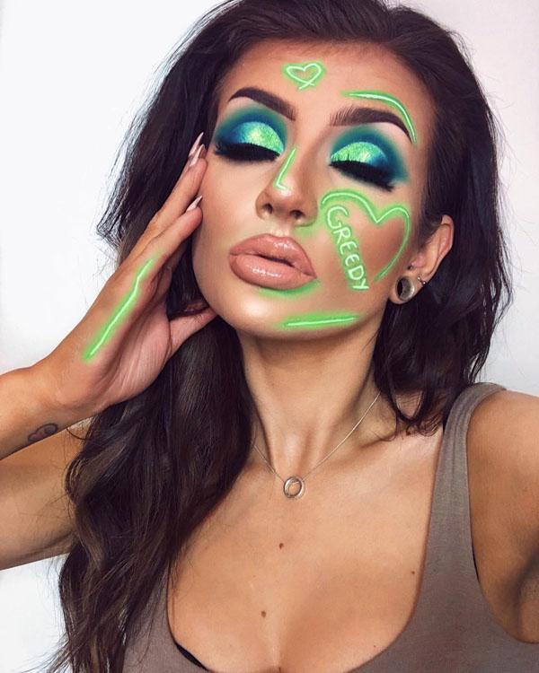 31 Halloween Makeup Ideas For Women