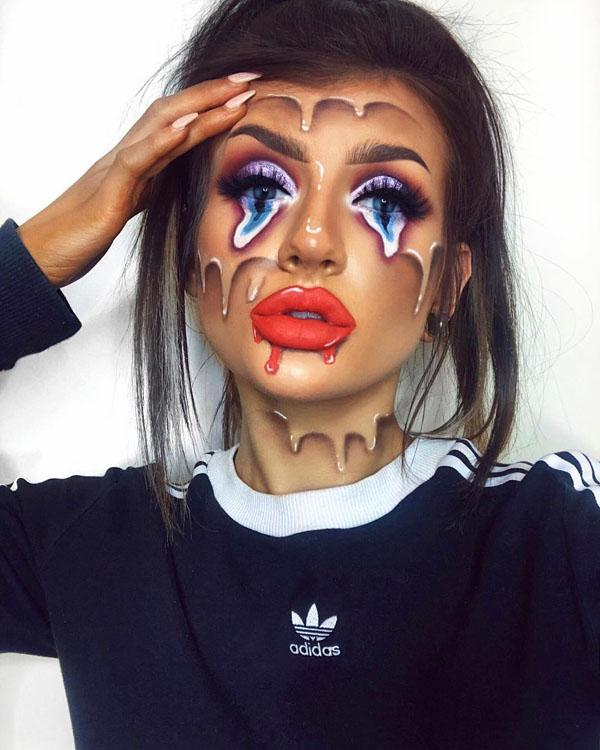 33 Halloween Makeup Ideas For Women
