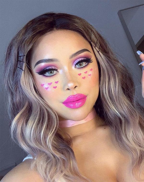 35 Halloween Makeup Ideas For Women