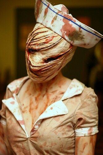 36 Scary Horrifying Halloween Makeup Ideas