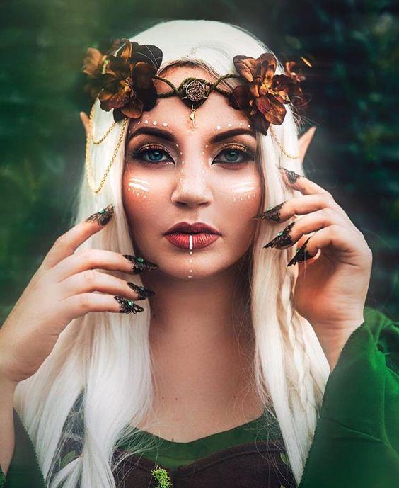 38 Halloween Makeup Ideas For Women