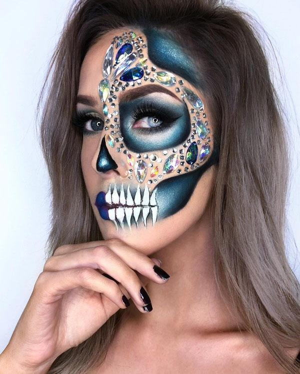 4 Halloween Makeup Ideas For Women