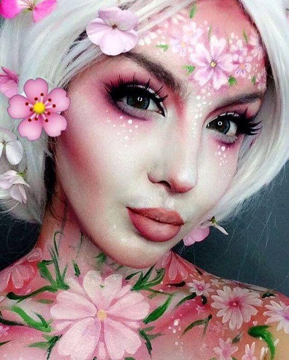 40 Halloween Makeup Ideas For Women