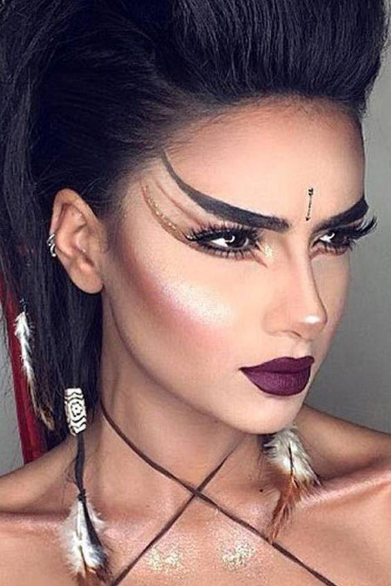 41 Halloween Makeup Ideas For Women