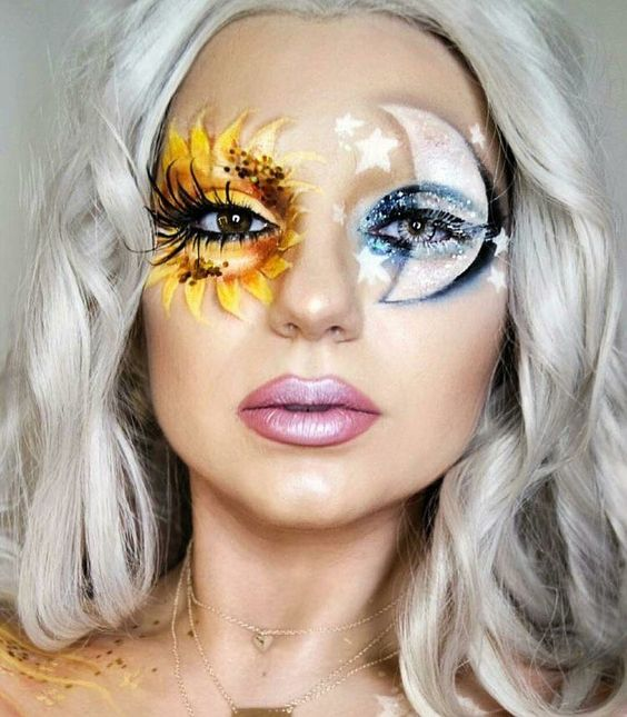43 Halloween Makeup Ideas For Women