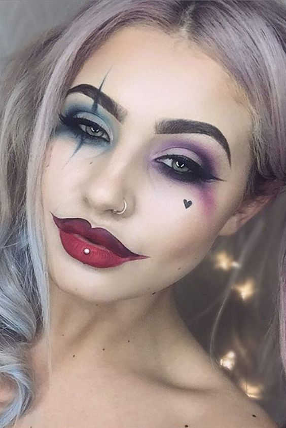 45 Halloween Makeup Ideas For Women