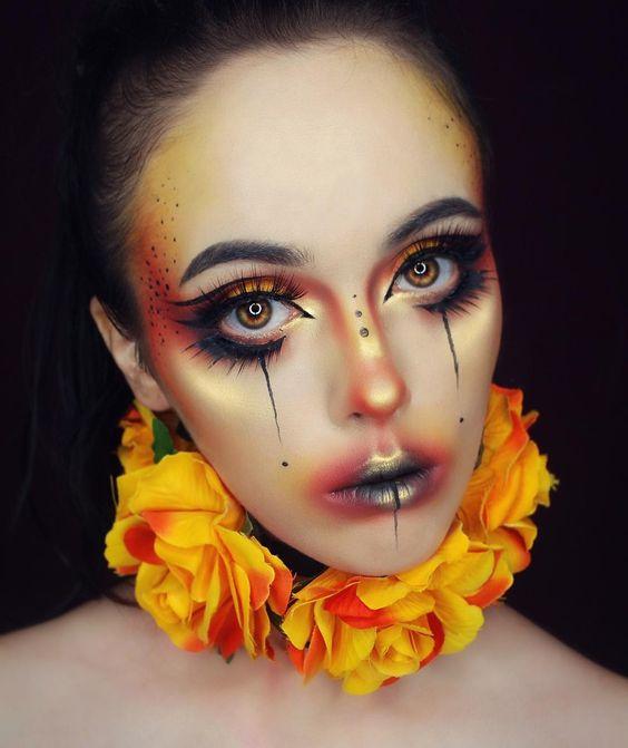 46 Halloween Makeup Ideas For Women