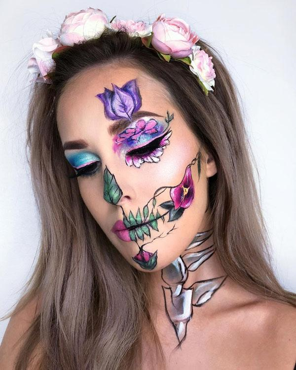 5 Halloween Makeup Ideas For Women