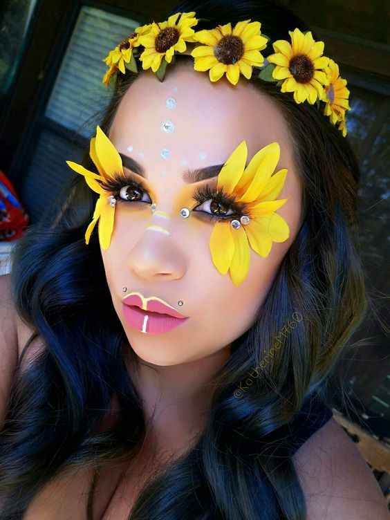 50 Halloween Makeup Ideas For Women