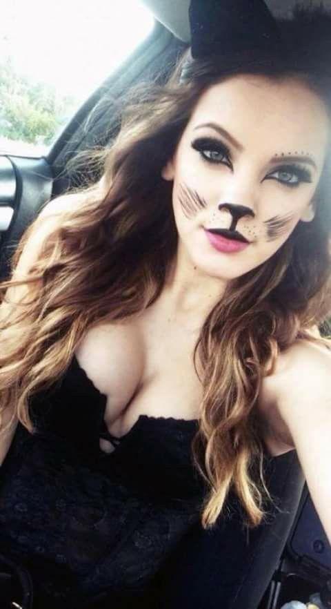 51 Halloween Makeup Ideas For Women
