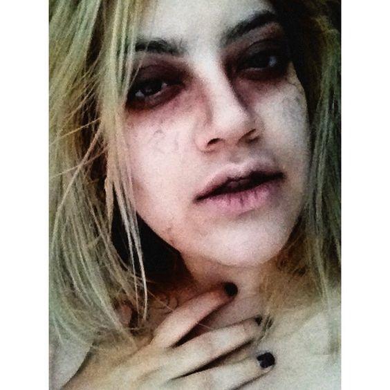 52 Scary Horrifying Halloween Makeup Ideas