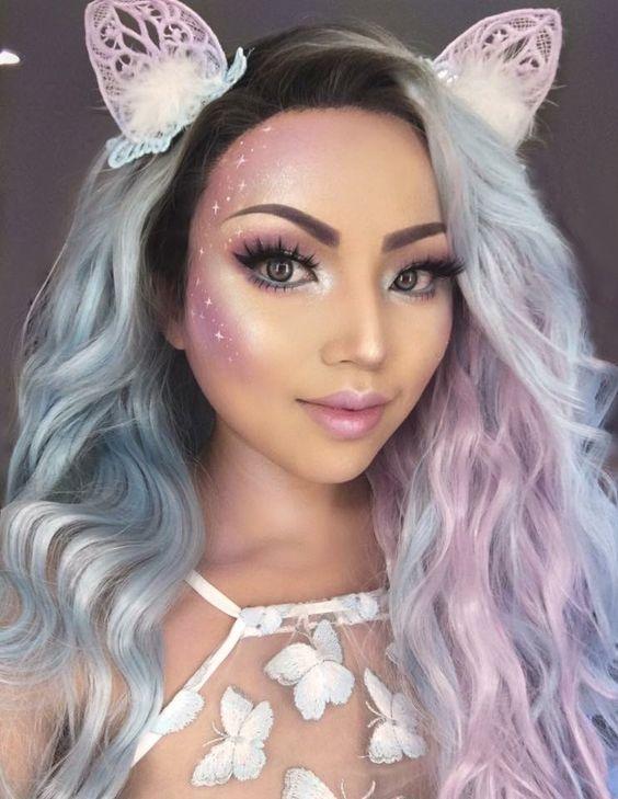 56 Halloween Makeup Ideas For Women