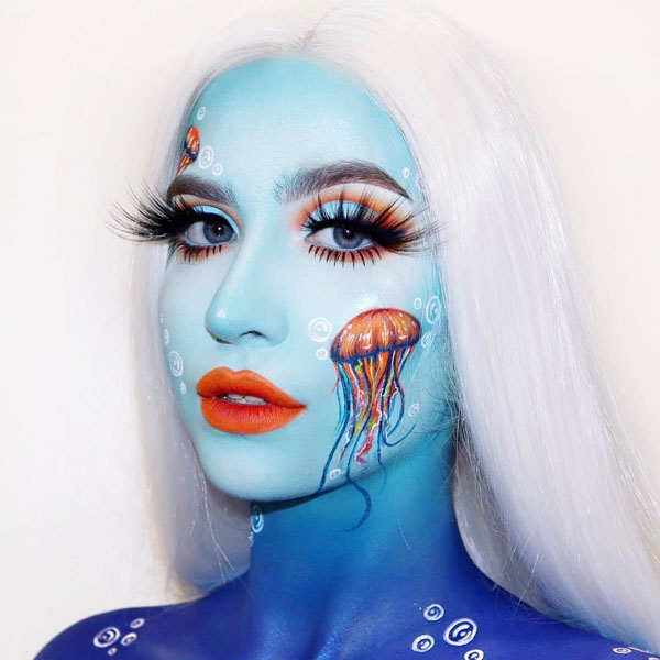 7 Halloween Makeup Ideas For Women