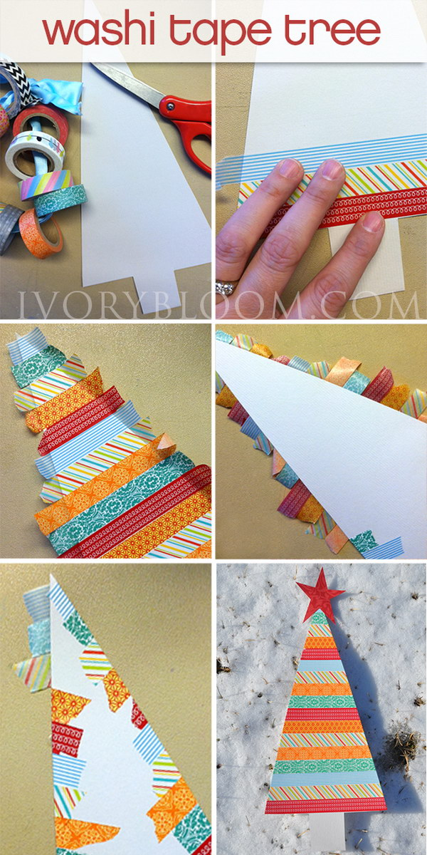 11 DIY Ideas and Tutorials to Create Your Very Own Christmas Card